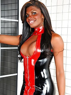 Shemale Latex Pics